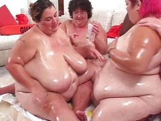 Домашние минеты от толстушек