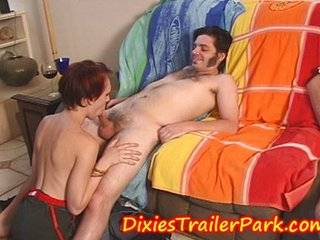 Порно рыжий брат и сестра