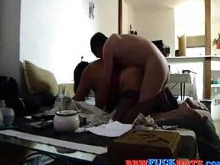 Домашние порно толстых лезбиянок
