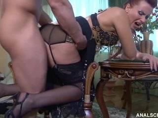 Русское порно со зрелой