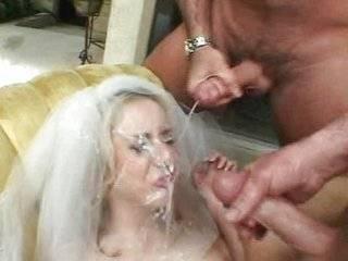 Групповуха с невестой