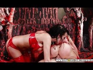 Порно анал бразерс латекс