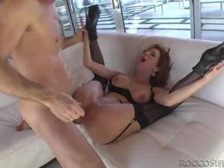 Порно анал зрелые тетки